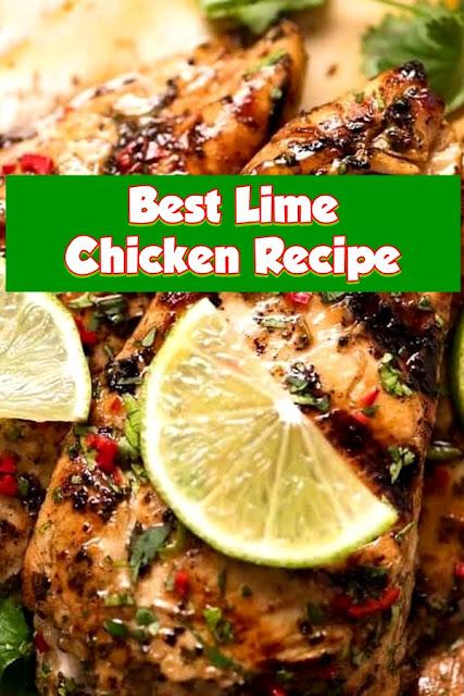 #Best #Lime #Chicken #Recipe
