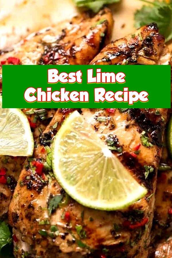 #Best #Lime #Chicken #Recipe