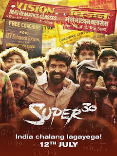 Super 30 First Look Poster 8
