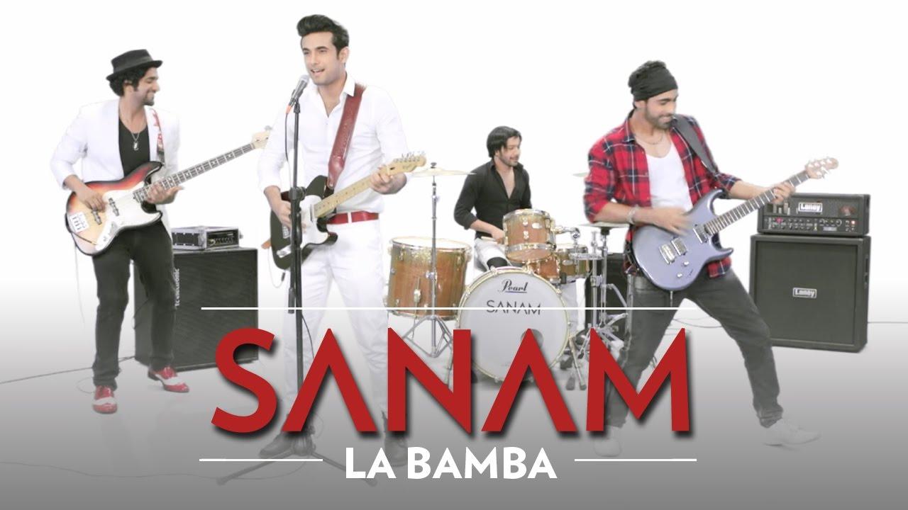 La Bamba Lyrics in English