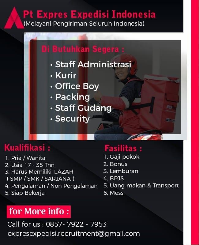 Info Lowongan Kerja Terbaru Seluruh Indonesia