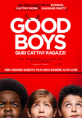 Watch Online Good Boys 2019 720P HD x264 Free Download Via High Speed One Click Direct Single Links At WorldFree4u.Com