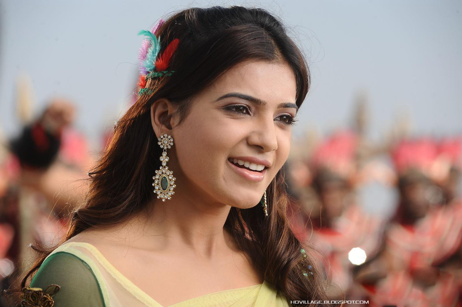 Samantha Hd Wallpapers: HD WALLPAPERS: SAMANTHA HD WALLPAPERS