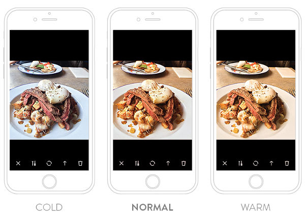 Cara Edit Foto Makanan Dengan VSCO