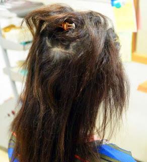 Rambut Rontok dan Rusak