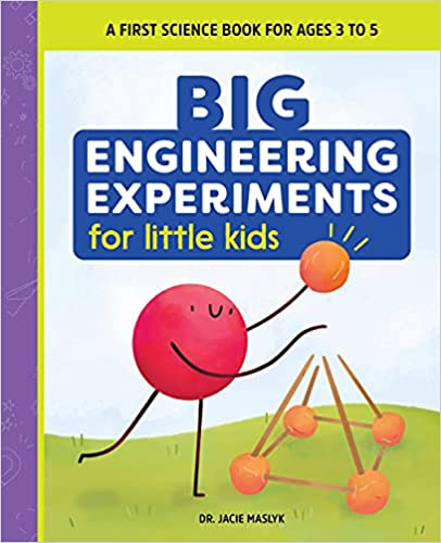 New Book! Big Engineering for Little Kids