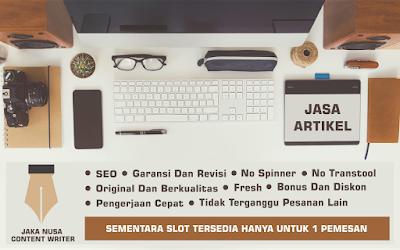 Jasa Artikel Judi Online