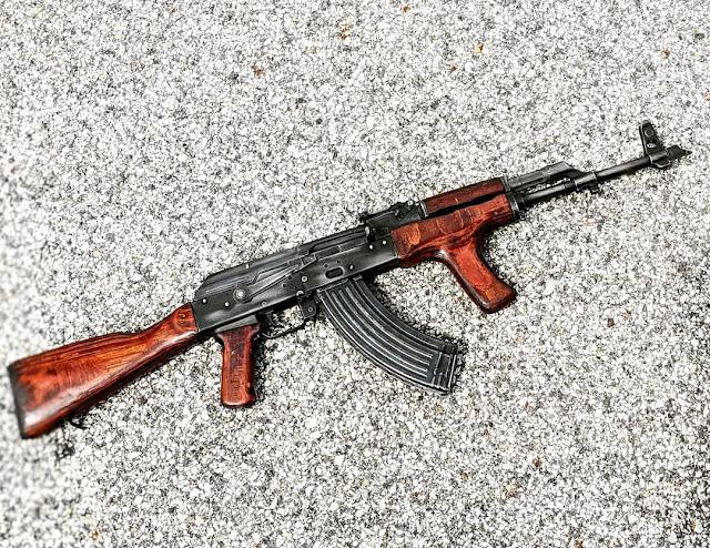 Armory-219-Romanian-MD63-AK
