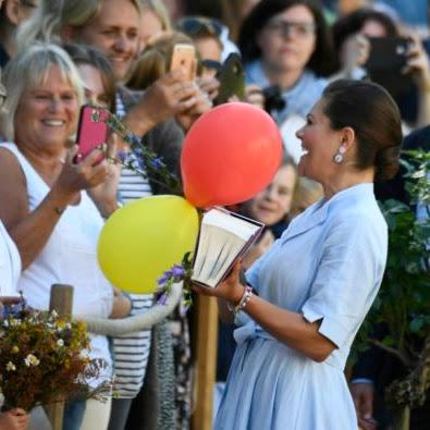 Poparcie dla monarchii w Szwecji