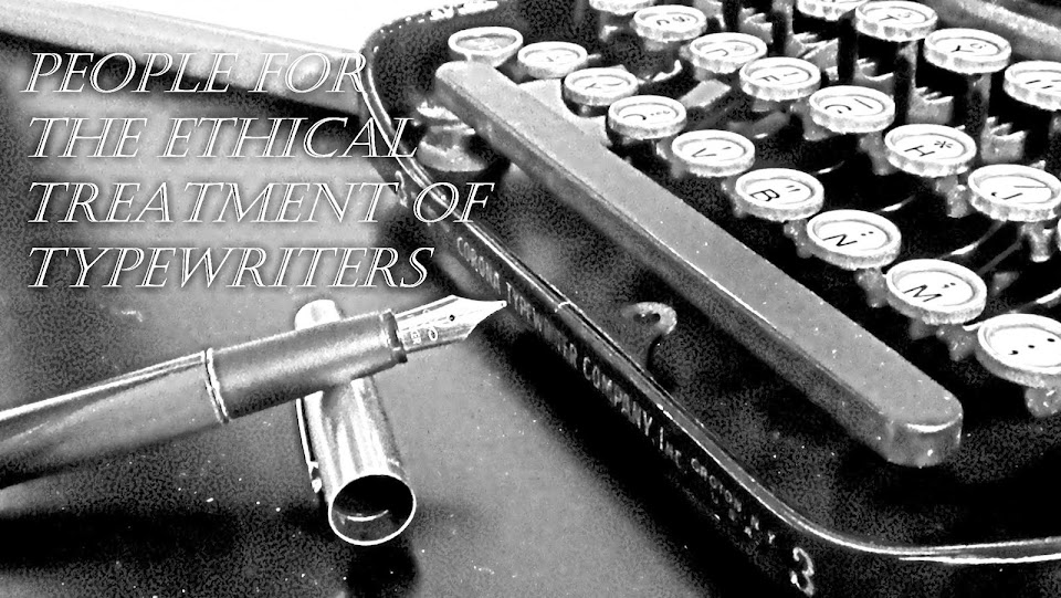 People for the Ethical Treatment of Typewriters