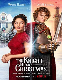 The Knight Before Christmas 2019 Dual Audio 720p WEBRip