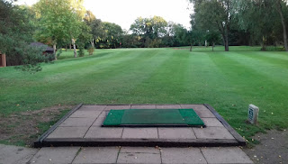 Pitch & Putt Golf at the Lea Marston Hotel in Sutton Coldfield