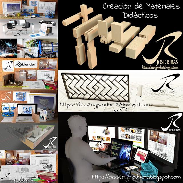 Formación : Materiales Didácticos y Desarrollo Web