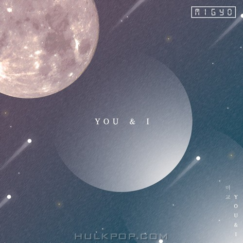MIGYO – YOU & I – Single