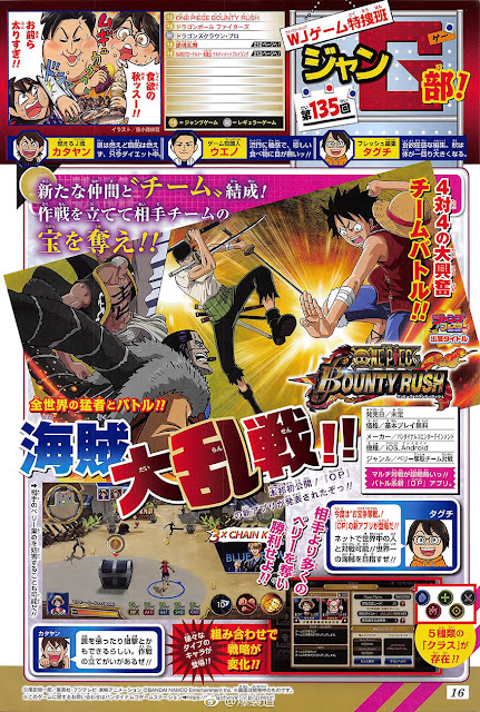 Scam de la revista Weekly Jump