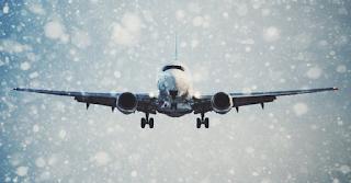 Έρευνα: Οι πτήσεις των αεροπλάνων προκαλούν πιο έντονες βροχές και χιόνια