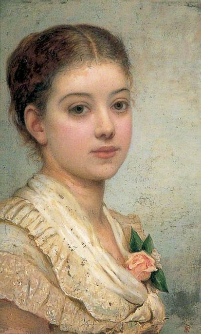 Mary Angela Dickens (1882), Kate Dickens Perugini