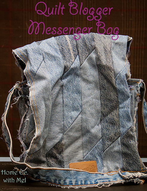 quilt blogger bag