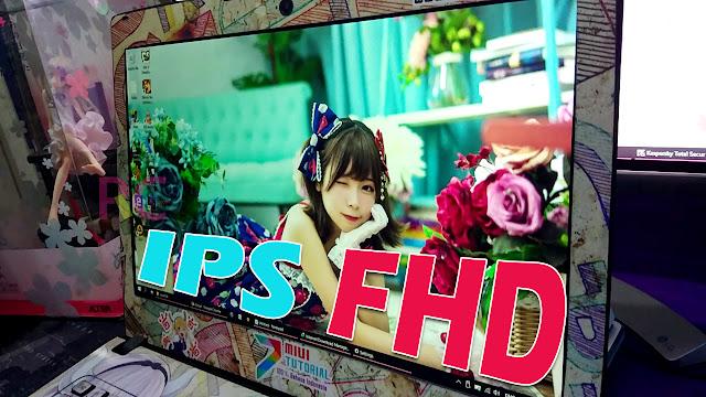 Panduan Lengkap Tata Cara Penggantian Panel LCD IPS Full HD Laptop Acer E5-475G