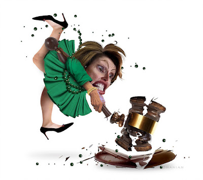 Who Would Have Ever Imagined That Nancy Pelosi Would Go Down In History As One Of The Worst Speakers ...