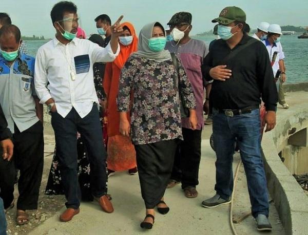 Pasca Usai Jalani Cuti, Wako Batam Langsung Tinjau Pembangunan Kampung Tua