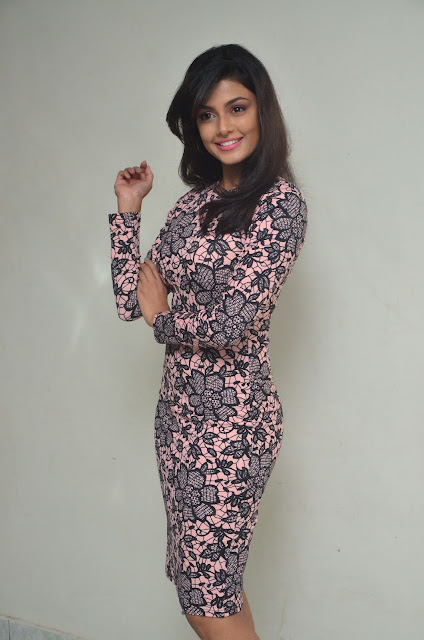Anisha ambrose Stills at Fashion Designer S/o Ladies Tailor Press meet