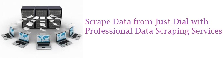 Scrape Data from Just Dial with Professional Data Scraping Services