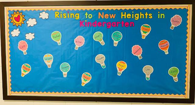 Rising to New Heights in Kindergarten