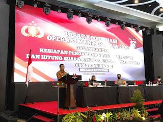Pjs.Gubernur Jambi Harapkan Pilkada Berjalan Sukses Terhindar Klaster Covid-19
