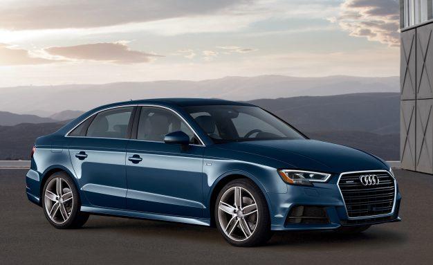 2017 Audi a3 India