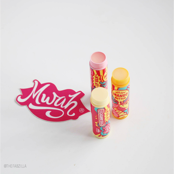 mwah lip balm, mwah slider, mwah lip gloss, review, makeup for teens, affordable makeup