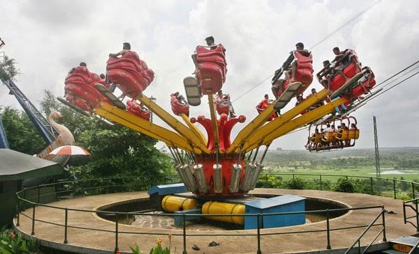 Kumaar Holidays Titillating Theme Parks Of Kerala