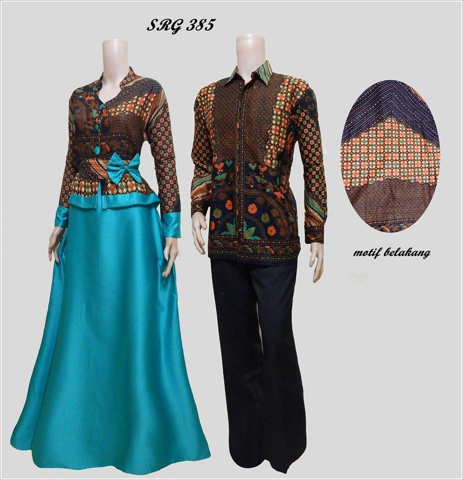 Koleksi Gambar Model Baju Hamil Batik Gamis Muslim Terbaru: Model Lengan Baju Gamis Terbaru