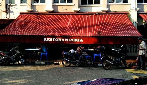 restoran ceria