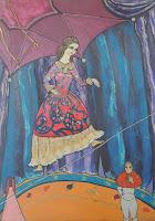 Sally Weintraub arte latinoamericano arte judío naif circo