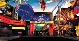Dapatkan Tiket Trans Studio Bandung dengan Harga Murah