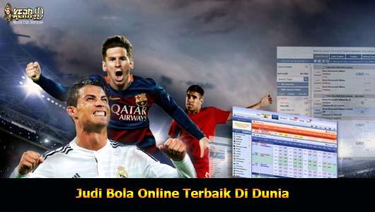 Judi Bola Online Terbaik Di Dunia