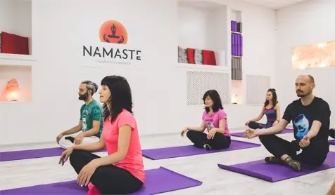 Say Namaste for fitness