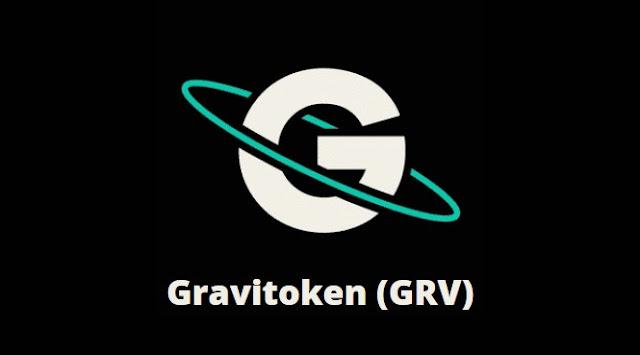 Gambar Logo Gravitoken (GRV)
