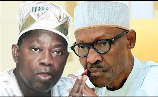 BREAKING: Buhari recognises MKO as past president, says Osoba
