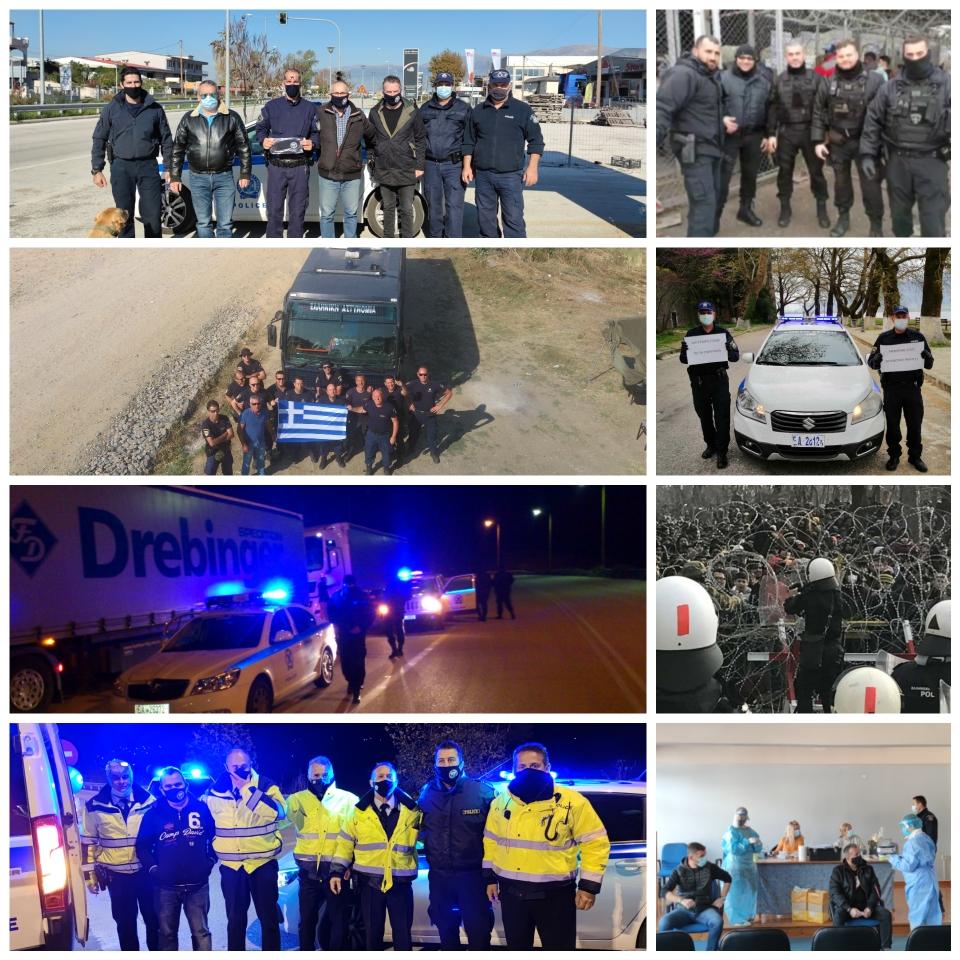 Η Πολιτεία ζητά από τον Αστυνομικό να κάνει τα πάντα ενώ η ίδια δεν έχει υλοποιήσει καμία από τις δεσμεύσεις της....