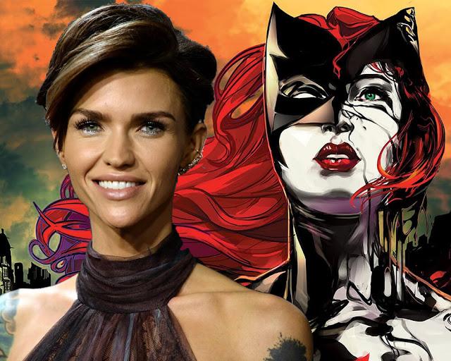 Ruby Rose Batwoman DC