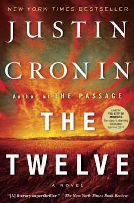 The Twelve by Justin Cronin - book cover