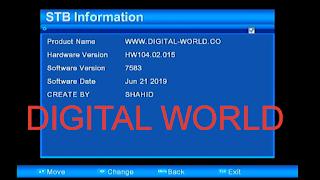 ALI3510D HW104.02.015 TEN SPORTS OK JUNE 2019 UPGRADE BY USB