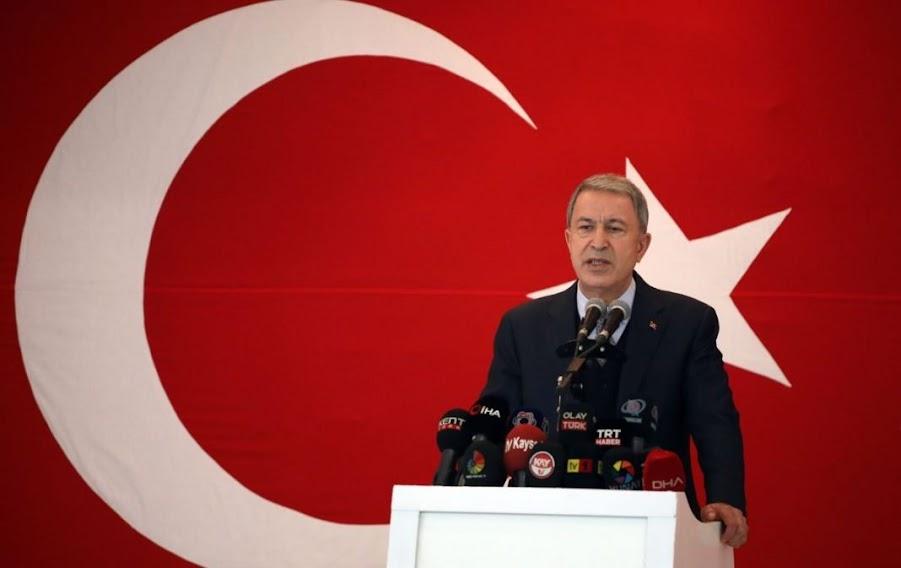 Ο Ακάρ απειλεί την Ελλάδα, την οποία κατηγορεί ότι… απειλεί και παρενοχλεί την Τουρκία!
