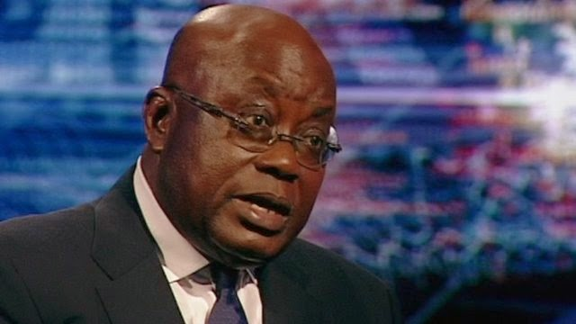 Akufo-Addo: NDC is a confused party