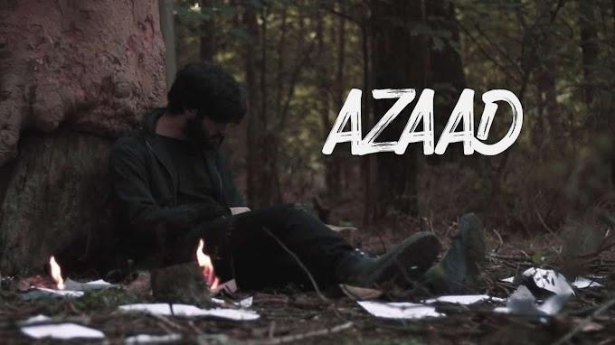 Azaad Lyrics - Sunny Khan Durrani and Daniyal Akram