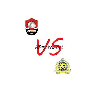 مشاهدة مباراة النصر والرائد بث مباشر مشاهدة اون لاين اليوم 11-3-2020 بث مباشر الدوري السعودي يلا شوت alnasr vs alraed