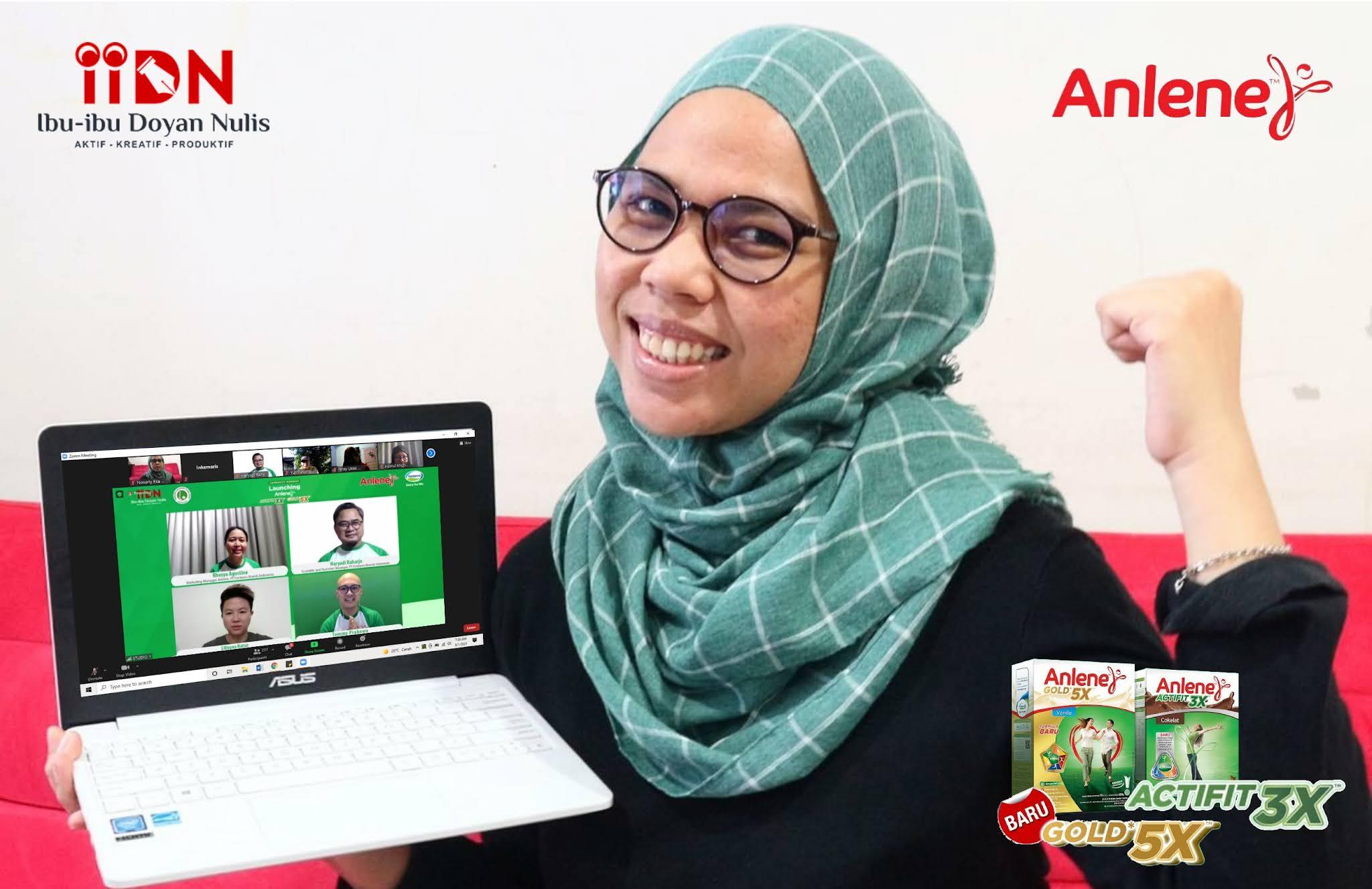 Webinar Anlene