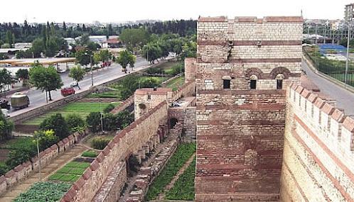 Bizans kara surları